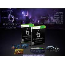 Resident Evil 6 Archives Nuevo De Fabrica Citygame