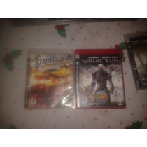 Vbf Ressitance, Uncharted, Stuntman Ignition Y Quake Wars