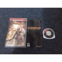 God Of War Chains Of Olympus Completo Para Sony Psp