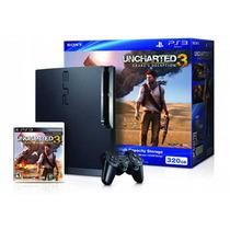 Ps3 Edicion Especial Uncharted 3