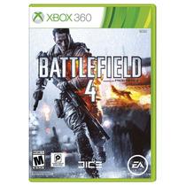 Juego Battlefield 4 Usado Xbox 360 Original Blakhelmet