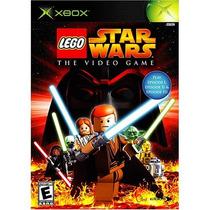 Lego Star Wars The Video Game Para Xbox Usado Blakhelmet