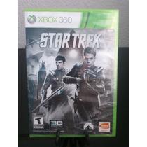 Star Trek Xbox 360 Nuevo De Fabrica Citygame