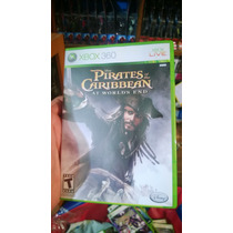 Piratas Del Caribe Para Xbox 360