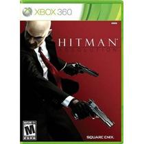 Hitman Absolution Xbox 360 Nuevo Sellado + Envio Gratis