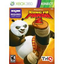 Kung Fu Panda 2 Kinect Xbox 360 Nuevo Sellado + Envio Gratis