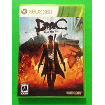 Dcm Devil May Cry Para Xbox 360