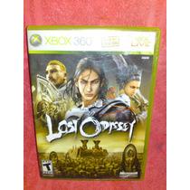 Lost Odyssey Poza Rica