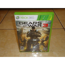 Gears Of War 3 Xbox 360 +++