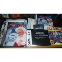 Santa Clause 3 Nintendo Game Boy Advance Gba Cartucho