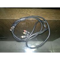 Cables De Audio Y Video Para Xbox Normal,checalos.