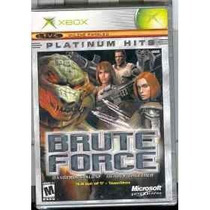 Brute Force Xbox Compatible Con Xbox360