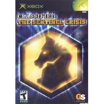 Classified: The Sentinel Crisis Xbox Envio Gratis