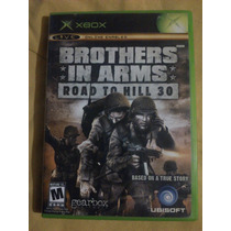 Brothers In Arms Road To Hill 3d Xbox