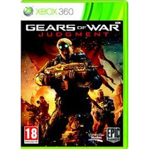Juego Gears Of War Judgment Para Xbox Usado Blakhelmet