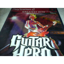 Guitar Hero 1 Juego De Play 2 Original 180 Pesitos Eex