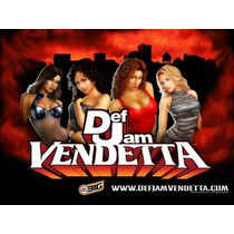 Def Jam: Vendetta - Rap, Hip Hop Y Lucha! - Ps2