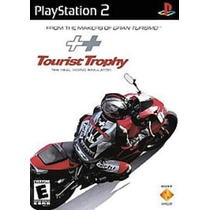 Tourist Trophy Ps2 (solo Ps3 Retrocompatibles