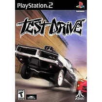 Test Drive Ps2