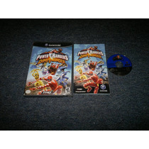 Power Rangers Dino Thunder Gamecube (envio Gratis + Regalos)