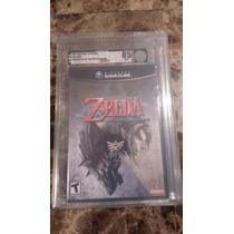 Legend Of Zelda Twilight Princess Game Cube Vga Cert. 85
