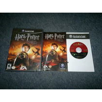 Harry Potter And Goblet Of Fire Completo Nintendo Game Cube