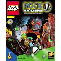 Lego Rock Riders Aventura Retrocomp Ps1 Ps2 Ps3 Rare
