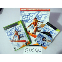Ssx 3 + Guia Original, El Mejor Juego De Toda La Serie ! Sp0
