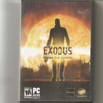 Juego Exodus From The Earth Para Pc
