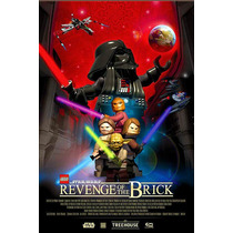 Pc Star Wars Revenge Of The Brick Lego Entrega Inmediata