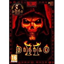 Diablo 2 Y Expansión Lord Of Destruction Pc Y Mac Vv4