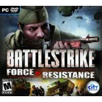 Battlestrike: The Force Of Resistance Juego Para Pc Vv4