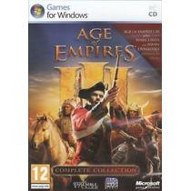 Age Of Empires 3 Colección Completa Warchiefs Asiandynasties