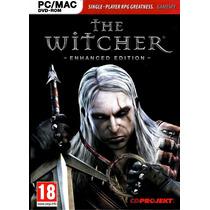 The Witcher - Enhanced Edition (videojuego Para Pc) Vbf