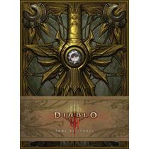 Diablo 3 Book Of Tyrael Hardcover Nuevo Importado Con Poster