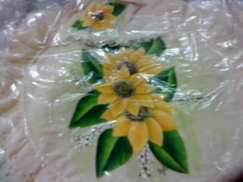 Baño Pintado De Amarillo:Juegos De Baño Pintados A Mano Mdn – $ 20000 en MercadoLibre