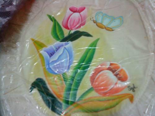 Juegos De Baño Hechos A Mano:Juegos De Baño Pintados A Mano Mdn – $ 20000 en MercadoLibre