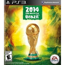 Fifa World Cup Brasil 14 Ps3 (pase Online) .:zona Games.:
