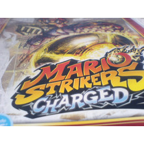 Juego Wii Mario Strikers Charged Wsl