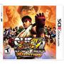 ..:: Super Street Fighter Iv 3d ::.. Para Nintendo 3ds