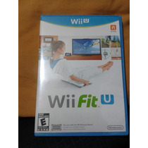 Oferta Wii Fit U - Original Nuevo Y Sellado