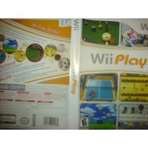Wii Play 9 Juegos Diferentes Mdn