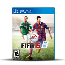 Fifa 15 Para Playstation 4. Sólo En Gamers Retail.