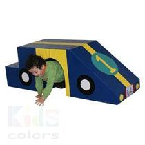 Túnel Fórmula 1 De Estimulación Temprana Marca Kids Colors