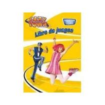 Libro Lazy Town Libro De Juegos *cj