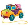 Juguete Bebe Estimulación Camioncito Para Jalar Lamaze