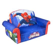Sofacama Sillon Para Ninos Disney Princesas Spiderman Avione
