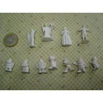 Antiguas Figuras Wonder De Blanca Nieves Y Los Siete Enanos