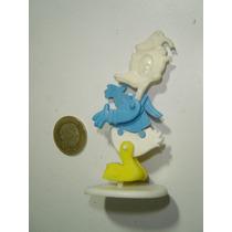 Juguete Antiguo Figura Pato Donald Marx Salían En Cereales