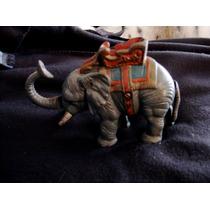 Antigua Alcancia De Hierro Elefante